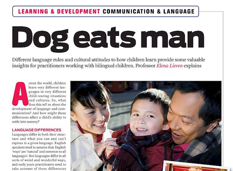 Nursery world article 5 news image